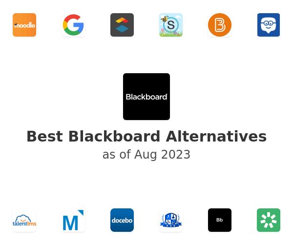 Best Blackboard Alternatives