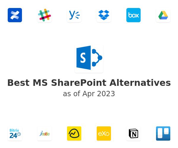 Best MS SharePoint Alternatives