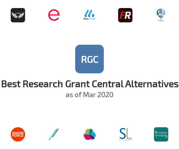 Best Research Grant Central Alternatives