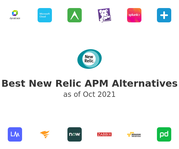 Best New Relic APM Alternatives