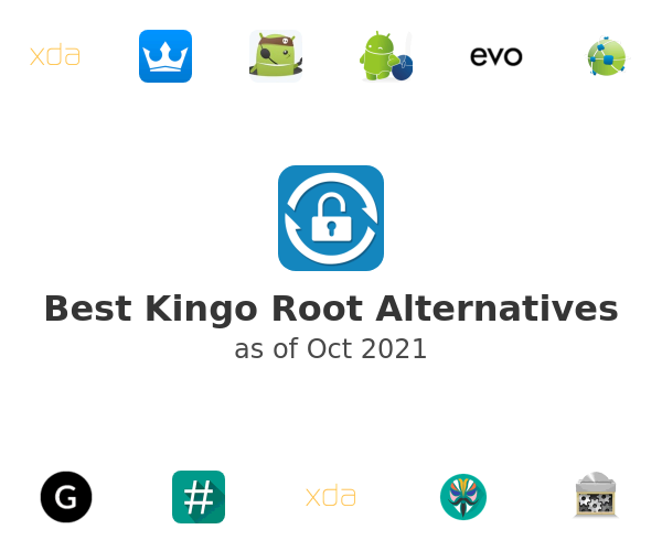 Best Kingo Root Alternatives