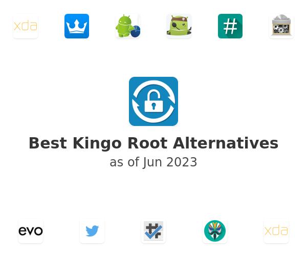Best Kingo Root Alternatives