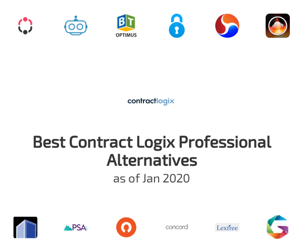 Best Contract Logix Professional Alternatives