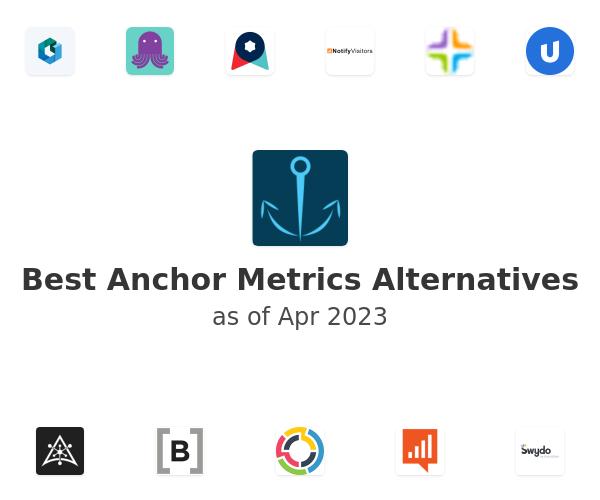 Best Anchor Metrics Alternatives
