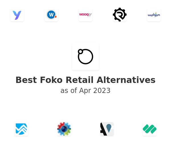 Best Foko Retail Alternatives