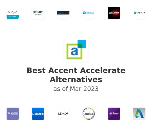 Best Accent Accelerate Alternatives