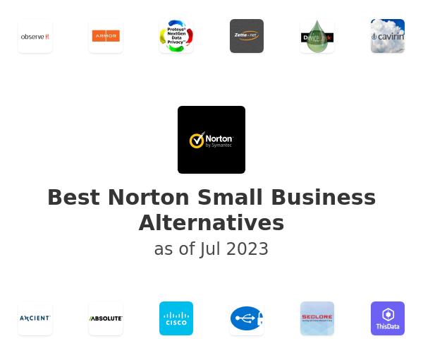 Best Norton Small Business Alternatives
