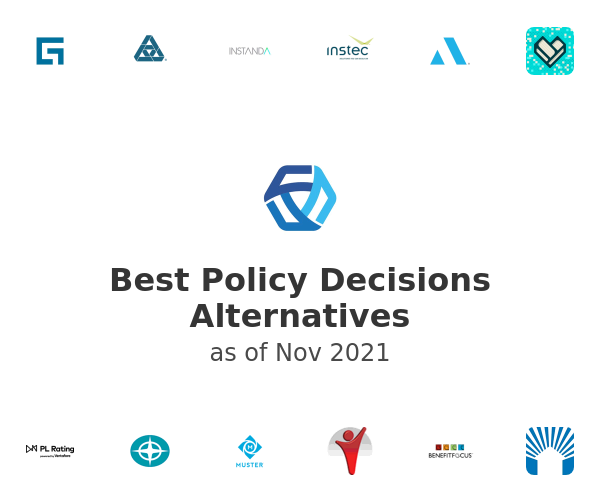 Best Policy Decisions Alternatives