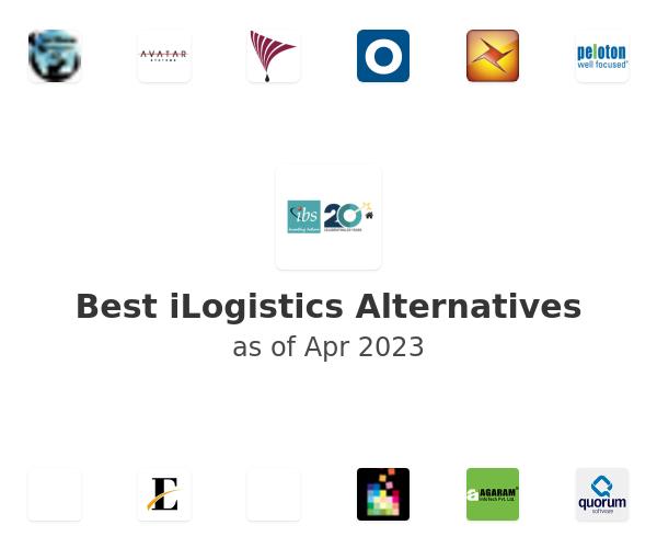Best iLogistics Alternatives