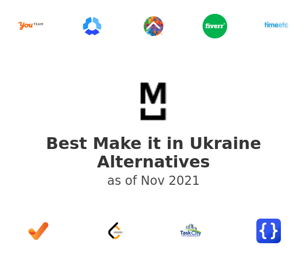 Best Make it in Ukraine Alternatives