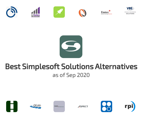 Best Simplesoft Solutions Alternatives