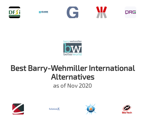 Best Barry-Wehmiller International Alternatives