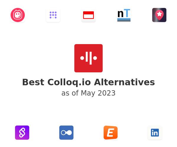 Best Colloq.io Alternatives