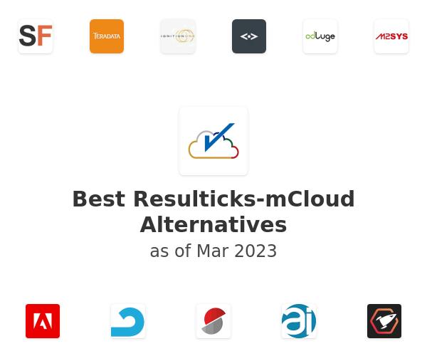 Best Resulticks-mCloud Alternatives