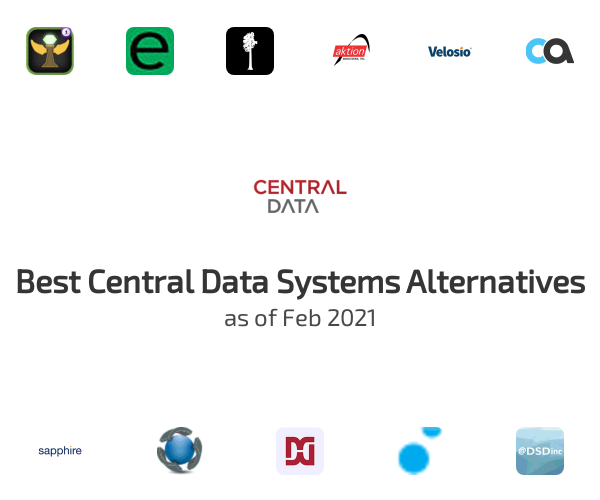 Best Central Data Systems Alternatives