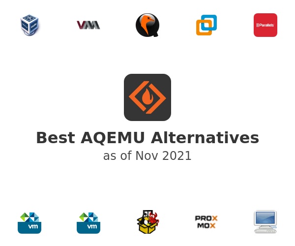 Best AQEMU Alternatives