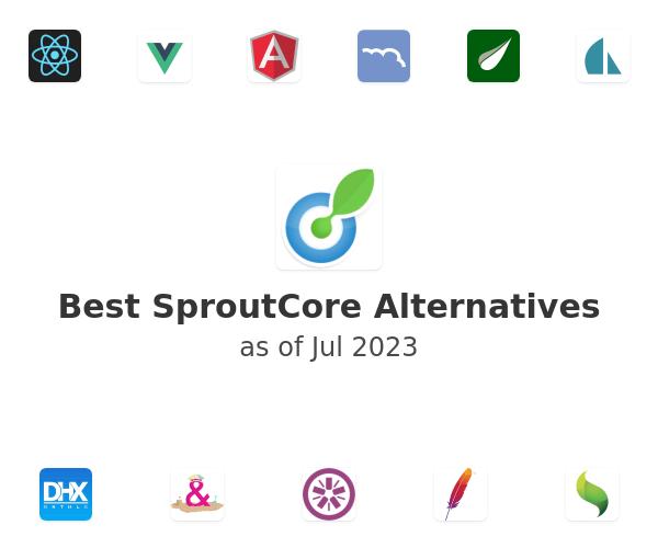 Best SproutCore Alternatives