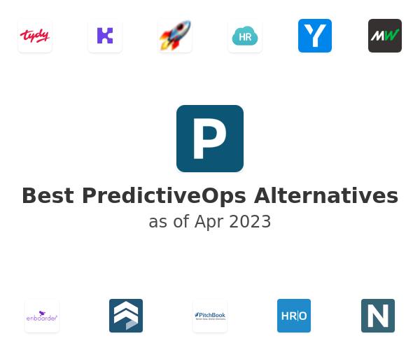 Best PredictiveOps Alternatives