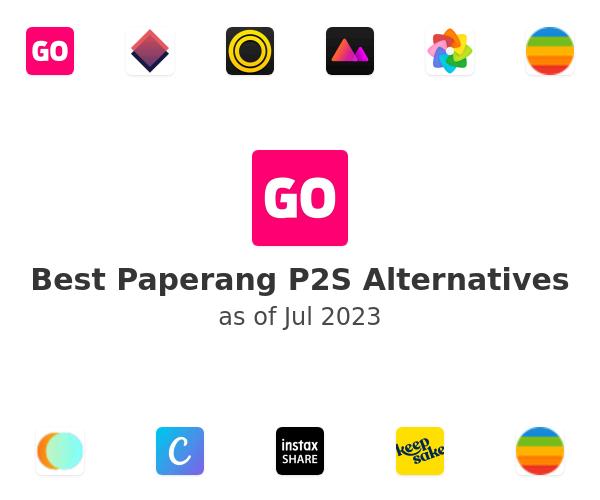 Best Paperang P2S Alternatives