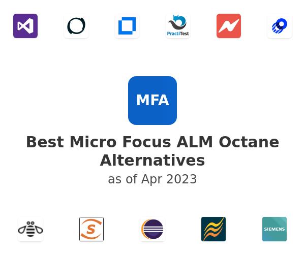 Best Micro Focus ALM Octane Alternatives