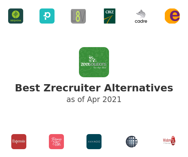 Best Zrecruiter Alternatives