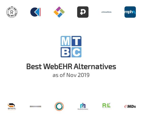 Best WebEHR Alternatives