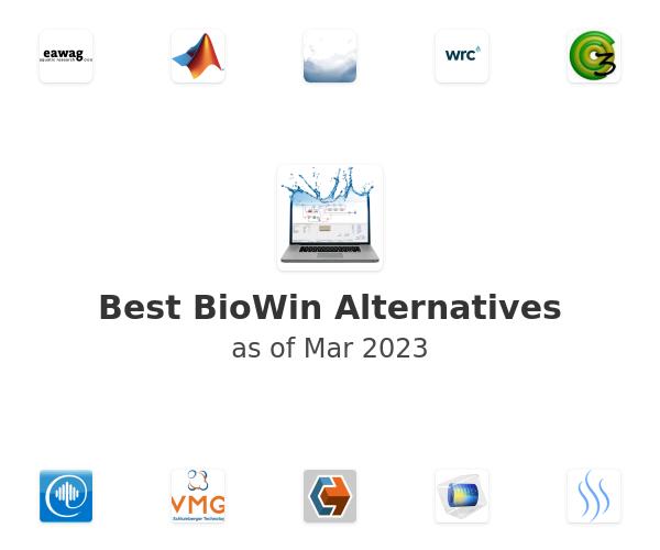 Best BioWin Alternatives