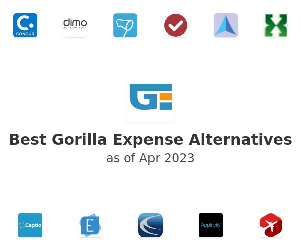 Best Gorilla Expense Alternatives