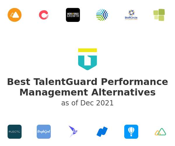 Best TalentGuard Performance Management Alternatives