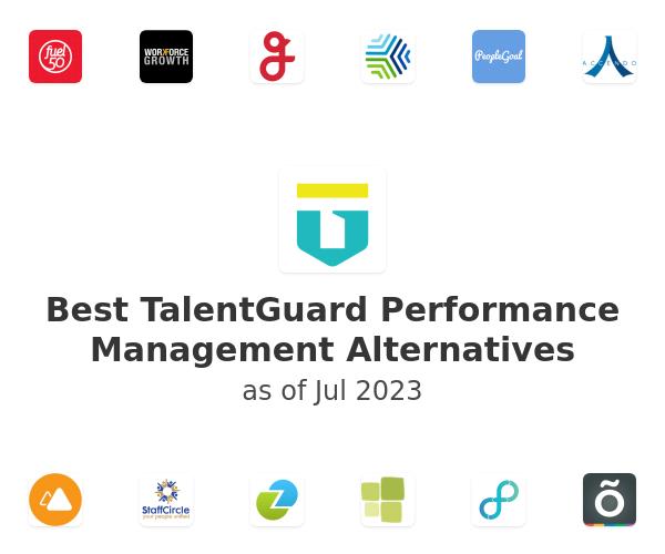 Best TalentGuard Performance Management Alternatives