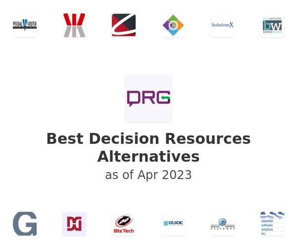 Best Decision Resources Alternatives
