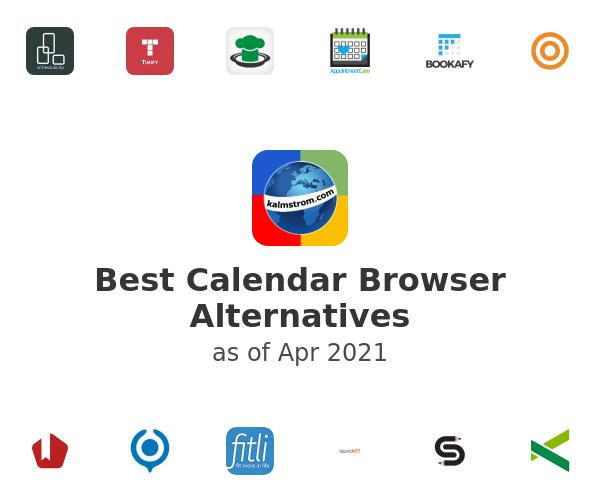 Best Calendar Browser Alternatives