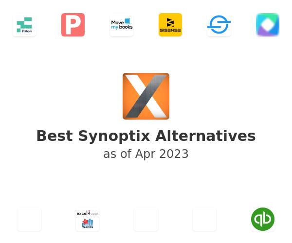 Best Synoptix Alternatives