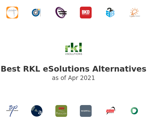 Best RKL eSolutions Alternatives
