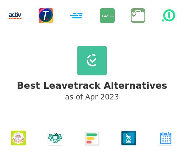 Best Leavetrack Alternatives