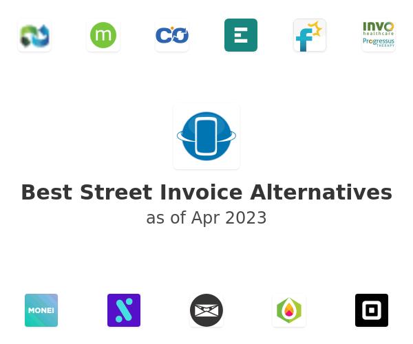 Best Street Invoice Alternatives