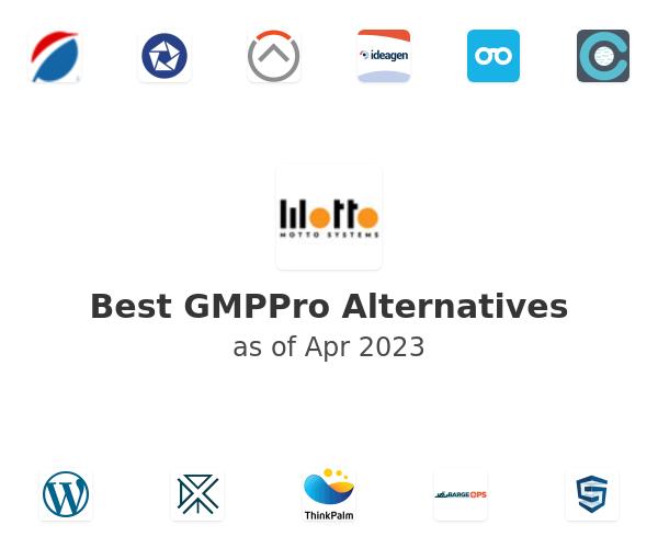 Best GMPPro Alternatives