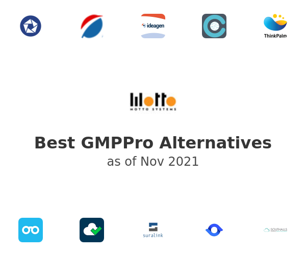 Best GMPPro Alternatives