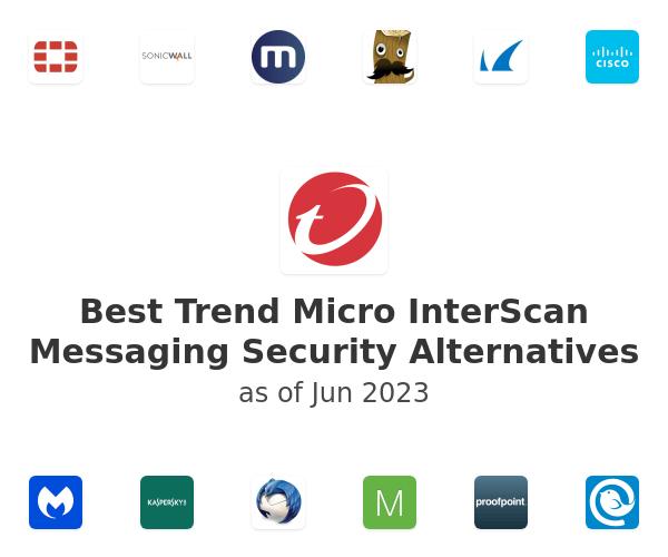 Best Trend Micro InterScan Messaging Security Alternatives