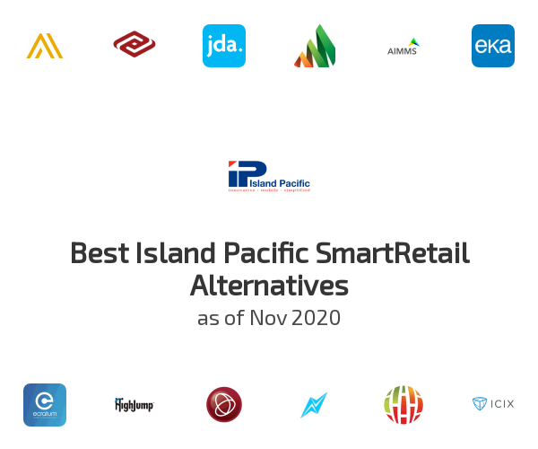 Best Island Pacific SmartRetail Alternatives