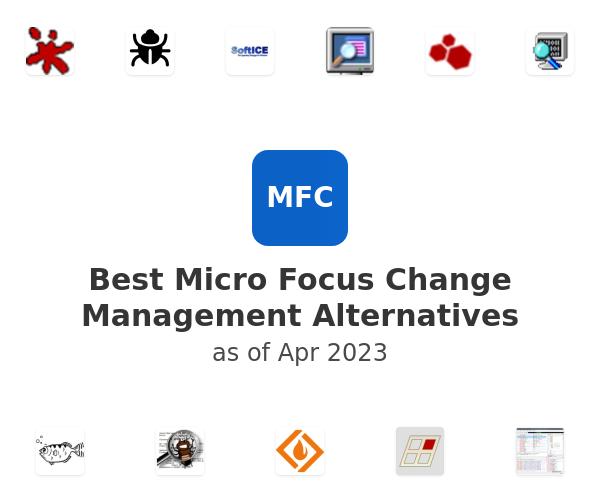 Best Micro Focus Change Management Alternatives