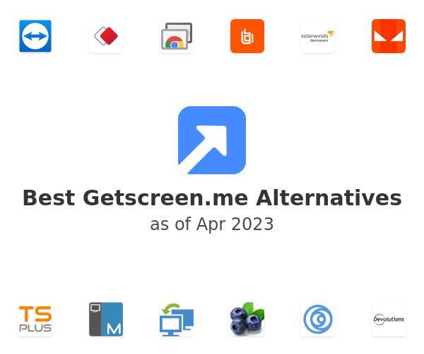 Best Getscreen Alternatives