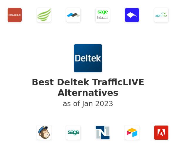 Best Deltek TrafficLIVE Alternatives