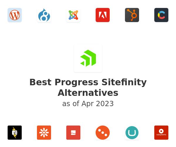 Best Progress Sitefinity Alternatives