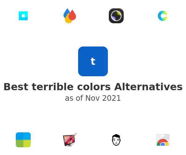 Best terrible colors Alternatives