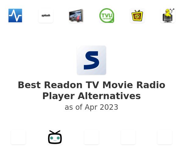 Best Readon TV Movie Radio Player Alternatives
