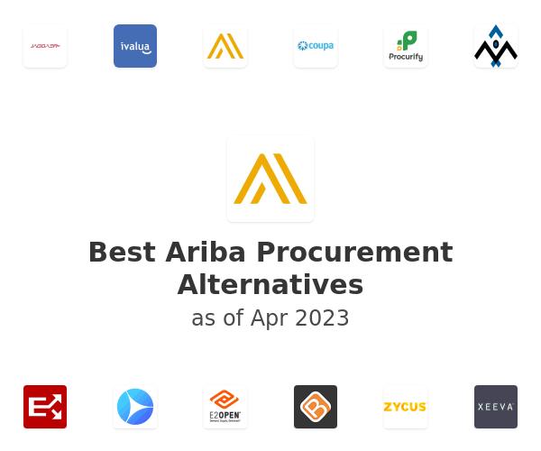 Best Ariba Procurement Alternatives