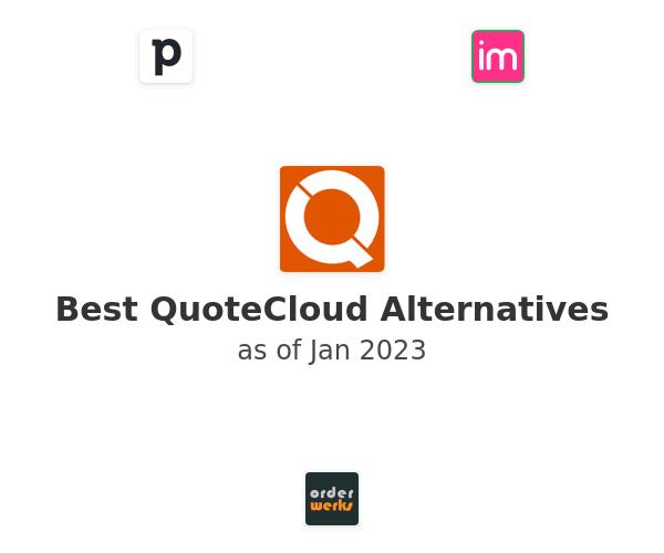 Best QuoteCloud Alternatives