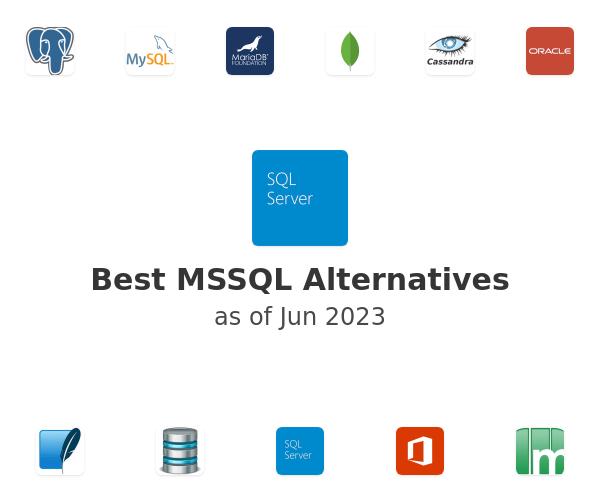 Best MSSQL Alternatives