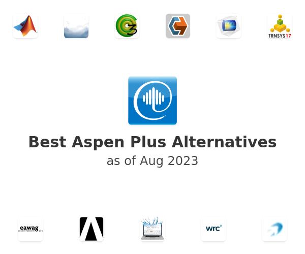 Best Aspen Plus Alternatives
